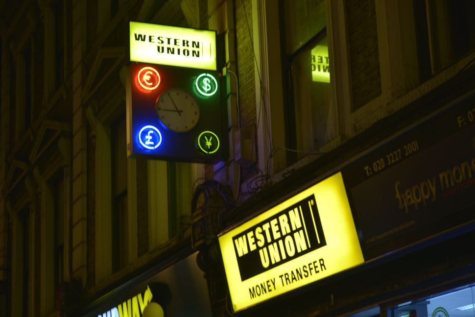 Scammers have used Western Union's services to movetheir ill-gotten money.