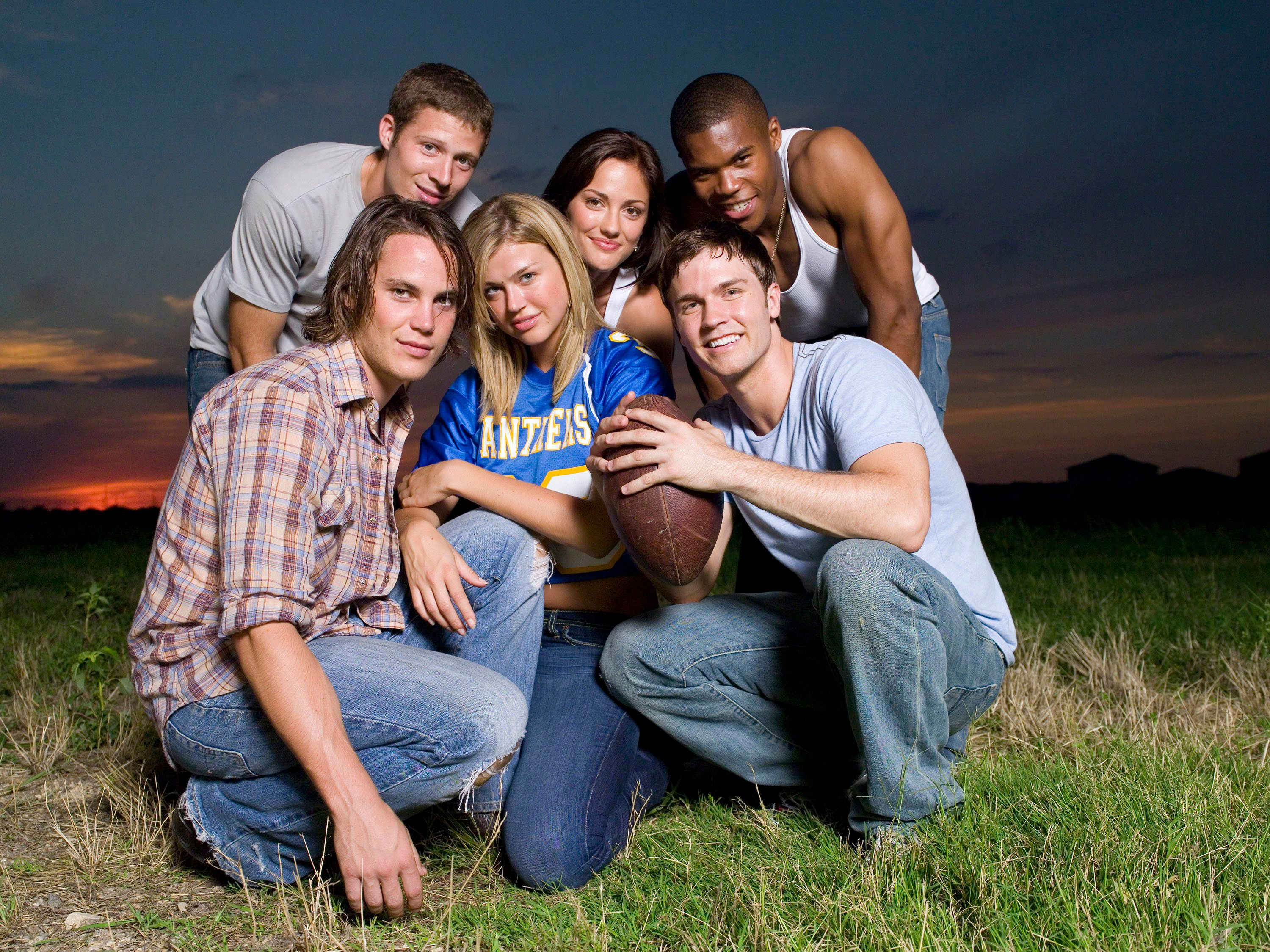 Friday Night Lights Season 4 Cast