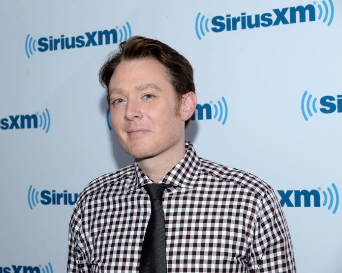 Clay Aiken Apologizes For Defending Trump: 'I Am A F*****g Dumbass' Clay Aiken Apologizes For Defending Trump: 'I Am A F*****g Dumbass' 5993e54e2200002d001a62ed