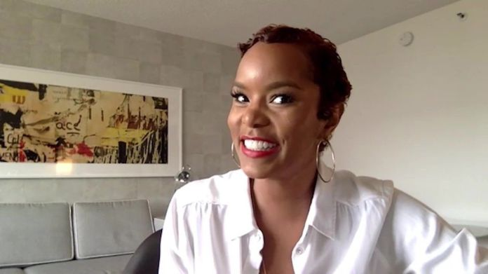 Watch A Giddy LeToya Luckett Tell Her Surprise Engagement Story And Just TRY Not To Smile Watch A Giddy LeToya Luckett Tell Her Surprise Engagement Story And Just TRY Not To Smile 59975fab22000009371a6be2