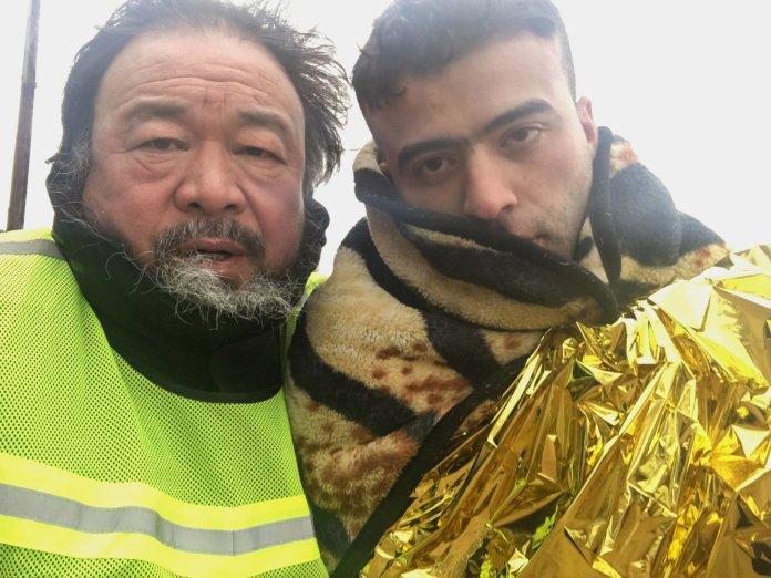Ai Weiwei Believes The U.S. Has Hit A Low When It Comes To Human Rights Ai Weiwei Believes The U.S. Has Hit A Low When It Comes To Human Rights 59e11da7200000d554086b81