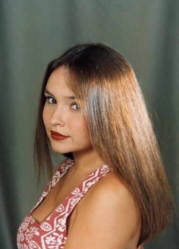 Vanessa de Largie: Age 15