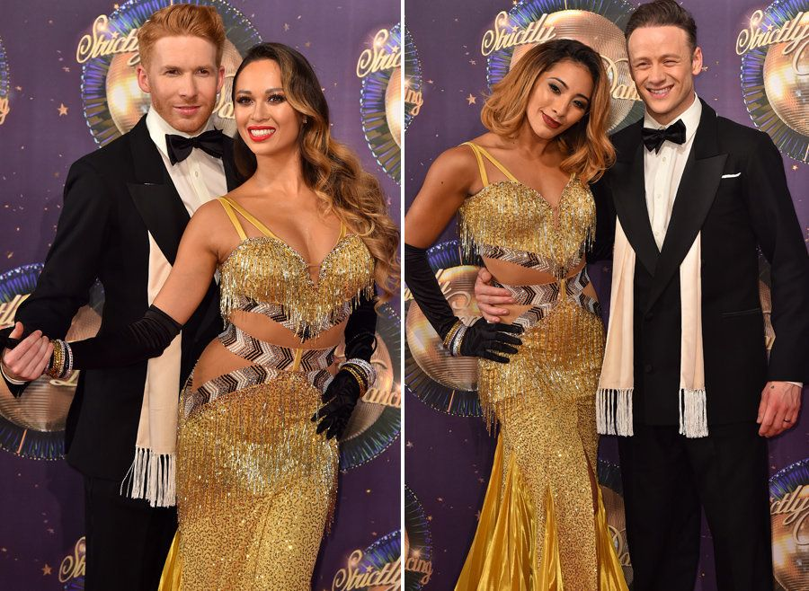 'Strictly Come Dancing' Pros Speak Out On Kevin And Karen Clifton Split Reports