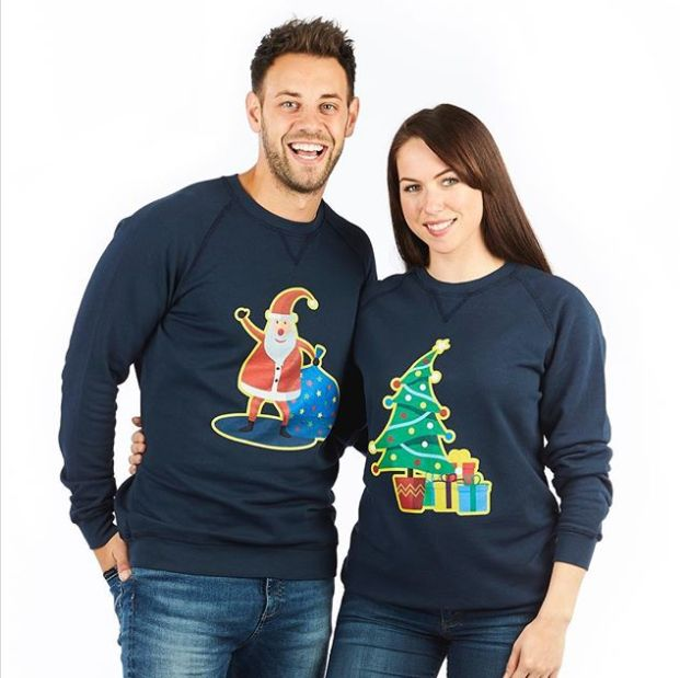 This Christmas Jumper Has A 30-Year Guarantee In The Name Of Sustainability