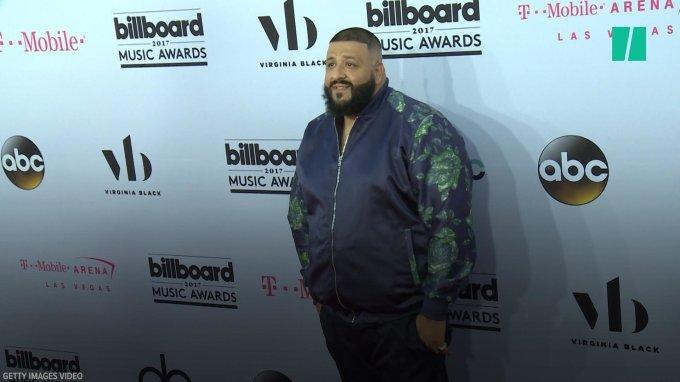 DJ Khaled Partners With Weight Watchers