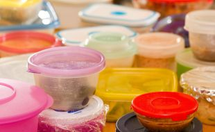 Image result for using single use plastic containers for leftovers