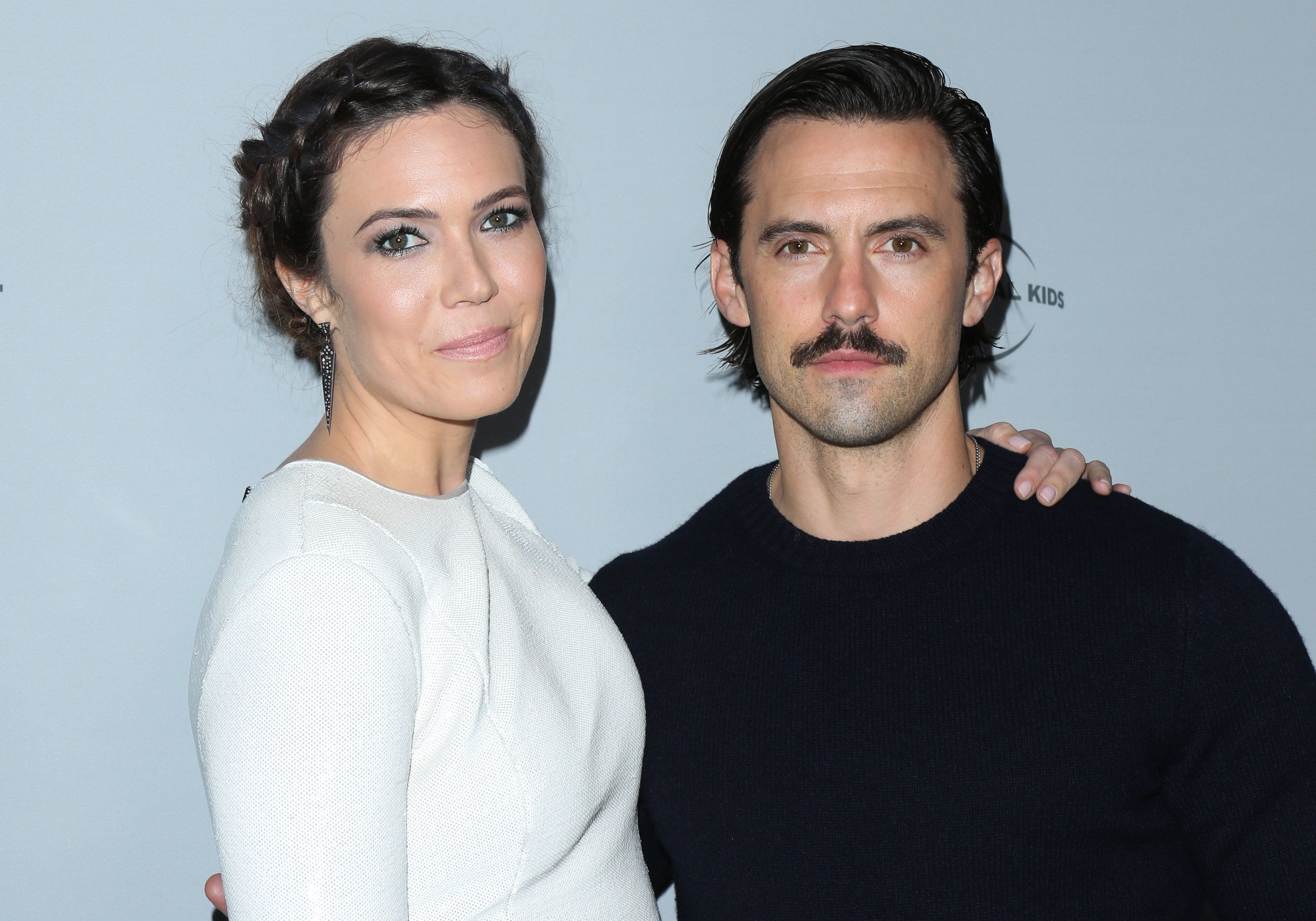 Mandy Moore And Milo Ventimiglia Have Watched Almost All Of  This Is     Mandy Moore And Milo Ventimiglia Have Watched Almost All Of  This Is Us   Together   HuffPost