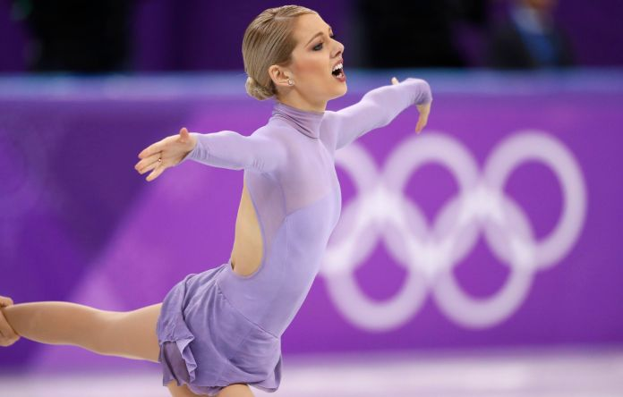 U.S. Figure Skaters Dedicate Olympic Routine To Florida Shooting Victims U.S. Figure Skaters Dedicate Olympic Routine To Florida Shooting Victims 5a8501d22100003900601450