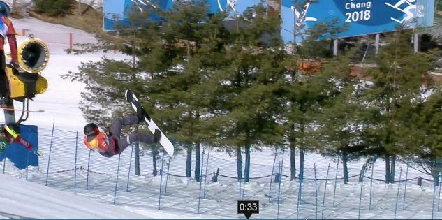 Austrian Snowboarder Markus Schairer Breaks Neck After Terrifying Crash Austrian Snowboarder Markus Schairer Breaks Neck After Terrifying Crash 5a86132e210000c3006015ee