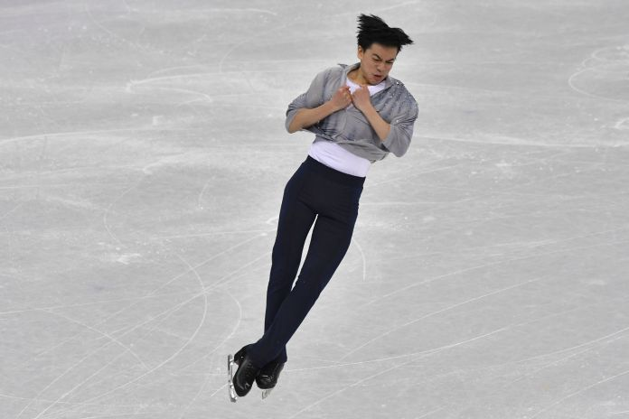 Team USA's Youngest Skater Just Landed The First Quad Lutz In Olympics History Team USA's Youngest Skater Just Landed The First Quad Lutz In Olympics History 5a864af9210000500060160b