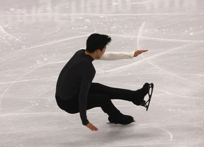 U.S. Figure Skater Nathan Chen Is A Total Mess Again At Winter Olympics U.S. Figure Skater Nathan Chen Is A Total Mess Again At Winter Olympics 5a86a5671e000037007abdef