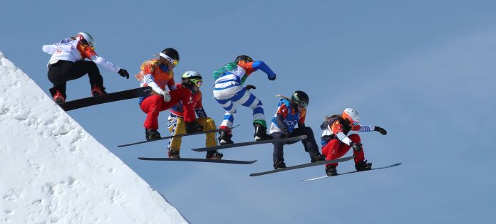 Lindsey Jacobellis Suffers Winter Olympics Heartbreak -- Again Lindsey Jacobellis Suffers Winter Olympics Heartbreak — Again 5a86cb061e00002c007abe27