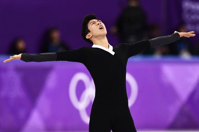 U.S. Figure Skater Nathan Chen Redeems Himself With Record-Setting Skate U.S. Figure Skater Nathan Chen Redeems Himself With Record-Setting Skate 5a8795a5210000c3006017bc