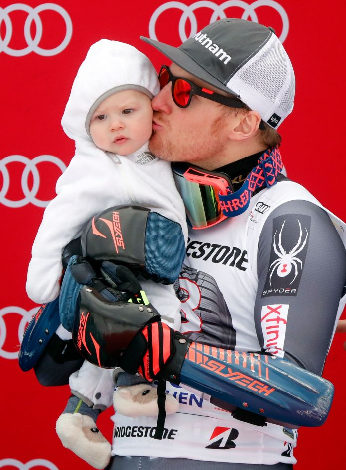 Olympic Skier Ted Ligety's Son 'Could Give 2 S***s That Daddy Sucked At Work' Olympic Skier Ted Ligety's Son 'Could Give 2 S***s That Daddy Sucked At Work' 5a895cb71e000037007ac04e