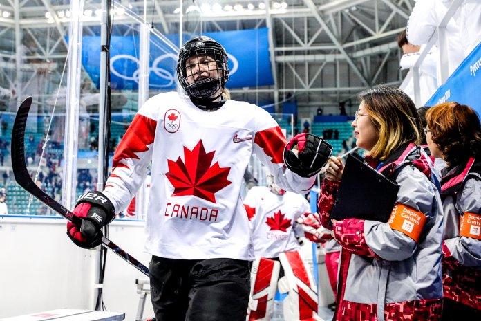 Canada's Ice Hockey Team Crushes OAR To Set Up U.S. Showdown At Winter Olympics Canada's Ice Hockey Team Crushes OAR To Set Up U.S. Showdown At Winter Olympics 5a8b7cd51e000037007ac304