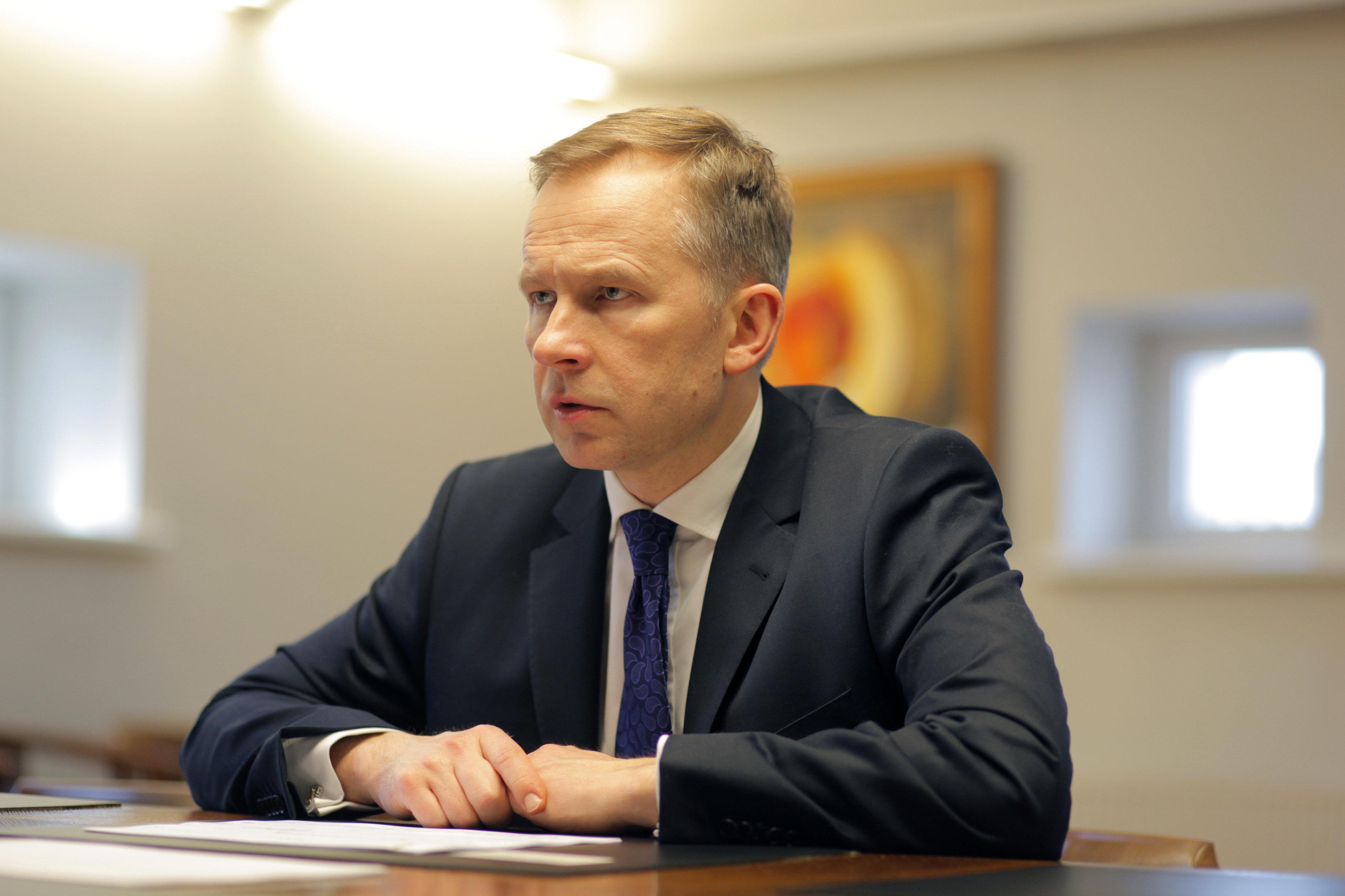 Στη Λετονία στραμμένα τα βλέμματα της ΕΚΤ. Η σύλληψη του κεντρικού τραπεζίτη έχει αντίκτυπο στο χρηματοπιστωτικό σύστημα