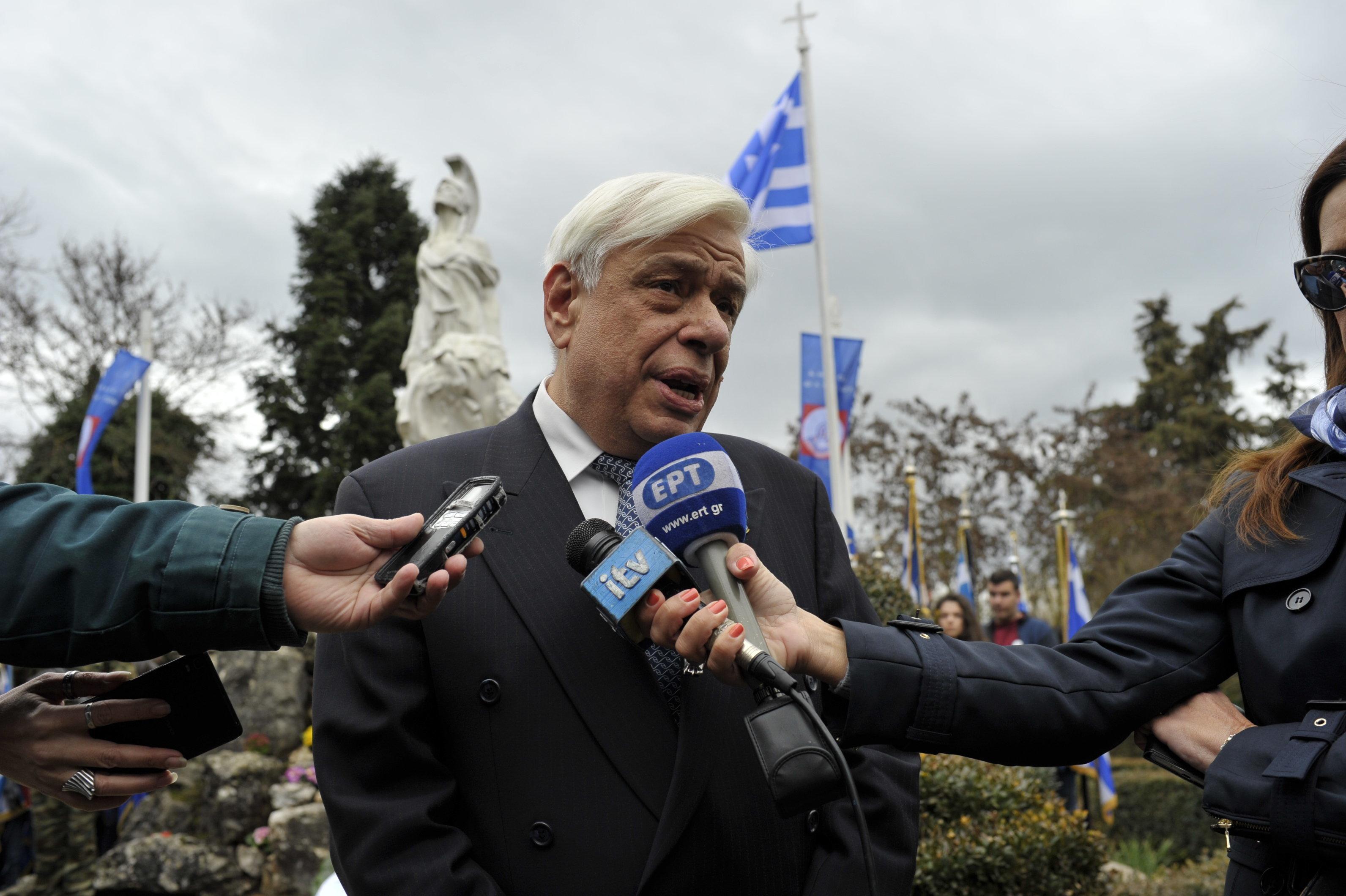 Οι Έλληνες ξέρουμε να υπερασπιζόμαστε τα σύνορα και την εθνική μας κυριαρχία