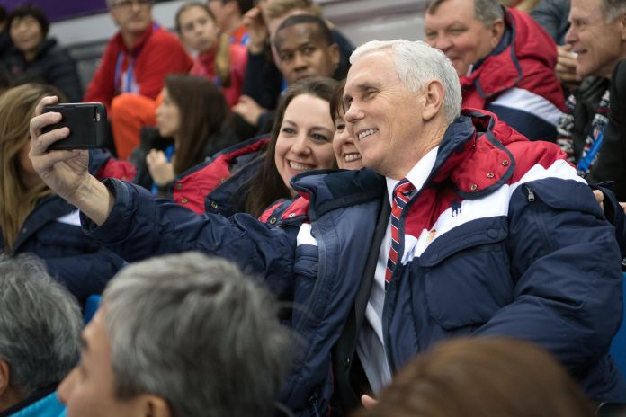 Adam Rippon Will Now 'Totally' Take Mike Pence's Telephone Call Adam Rippon Will Now 'Totally' Take Mike Pence's Telephone Call 5a9027c2210000c300602208