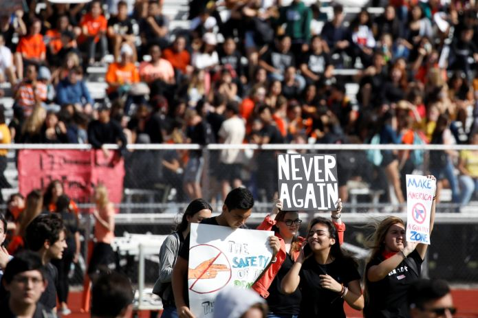 The Teens Are Coming For The NRA, And They Can't Be Stopped The Teens Are Coming For The NRA, And They Can't Be Stopped 5a91aee6210000eb06602361