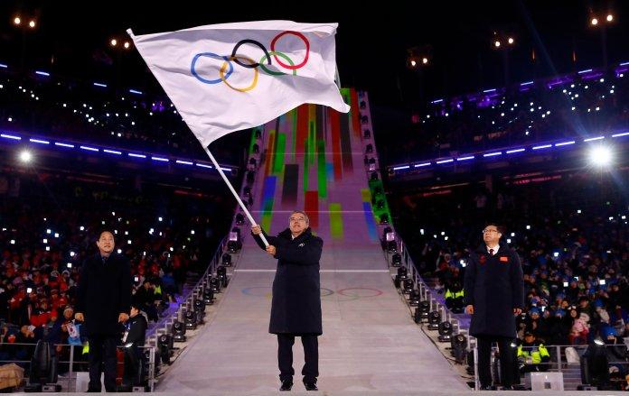 Stunning Photos Capture The 2018 Olympics' Closing Ceremony In All Its Glory Stunning Photos Capture The 2018 Olympics' Closing Ceremony In All Its Glory 5a92c68d2000007d06eafe53