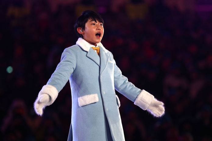 Stunning Photos Capture The 2018 Olympics' Closing Ceremony In All Its Glory Stunning Photos Capture The 2018 Olympics' Closing Ceremony In All Its Glory 5a92c972210000eb066023e3