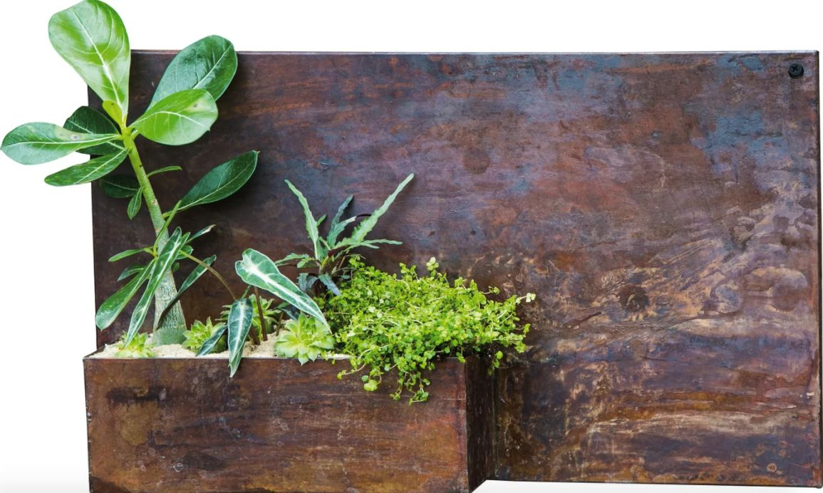 20 Indoor Wall Planters To Take Your Houseplants To New Heights Huffpost Life