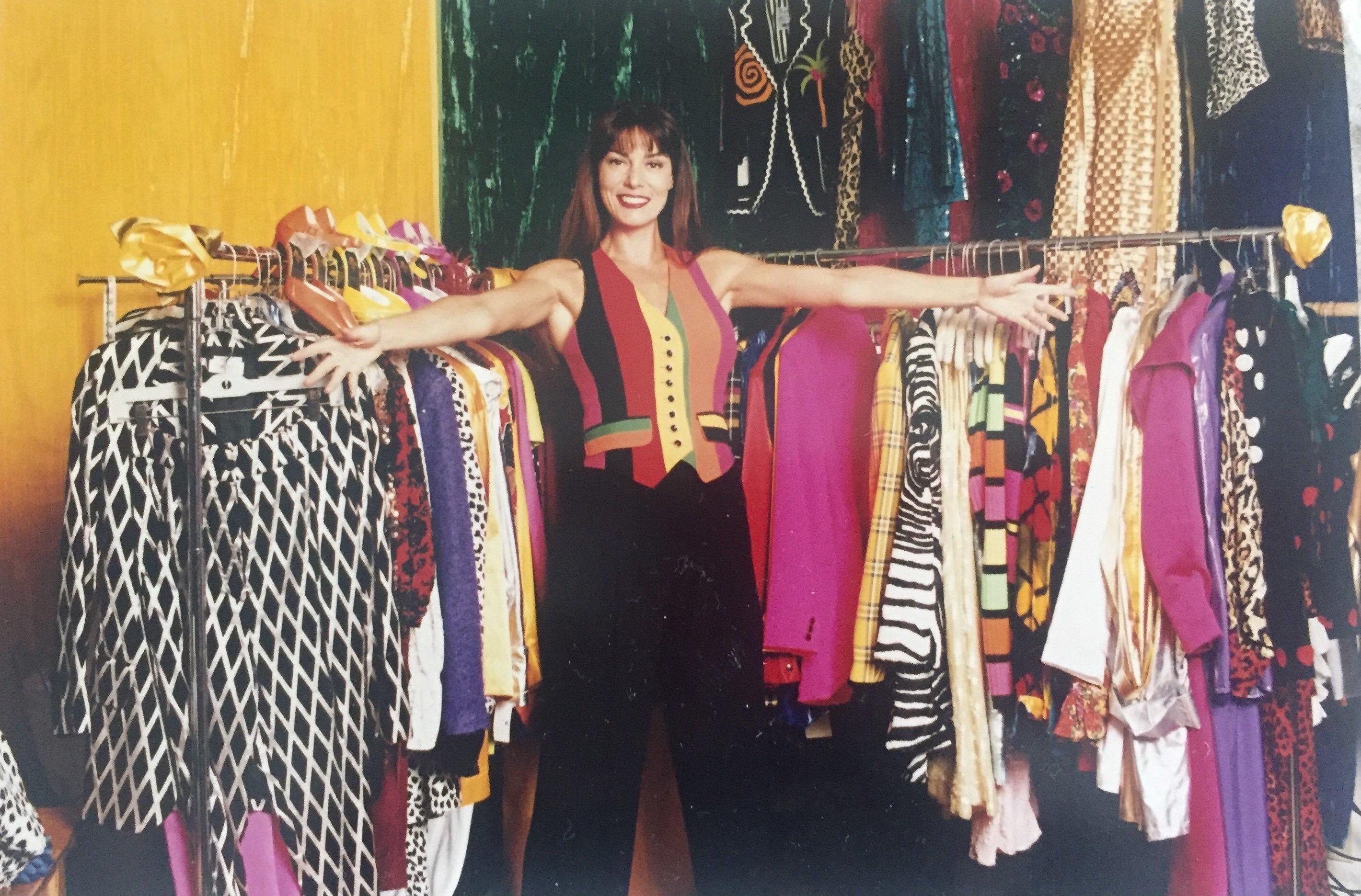 The Secret History Of That Iconic 'Nanny' Wardrobe | HuffPost