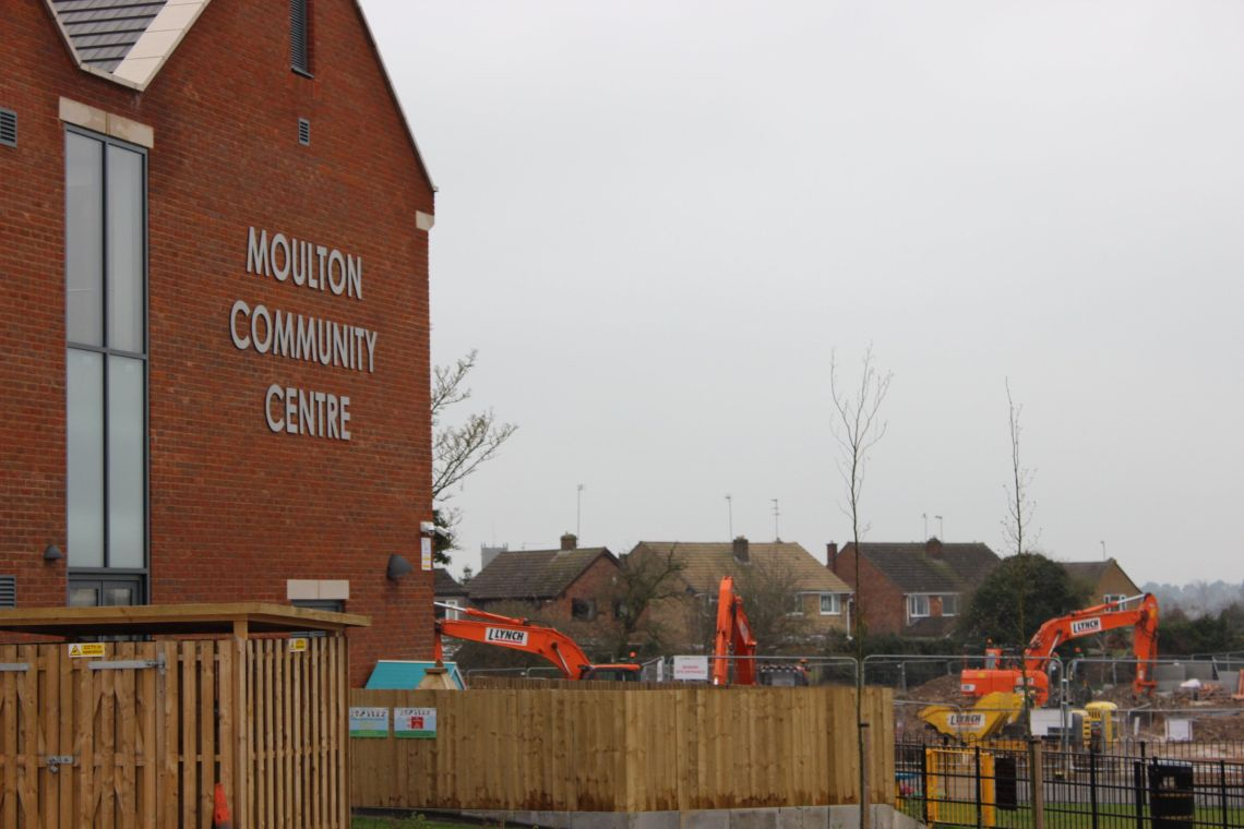 Developers in Northamptonshire have paid millions in so-called Section 106 obligations to fund specific projects around education, fire provision, and libraries.
