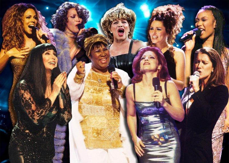 A Peek Inside 'Divas Live,' Pop Music's Greatest Worship Service ...
