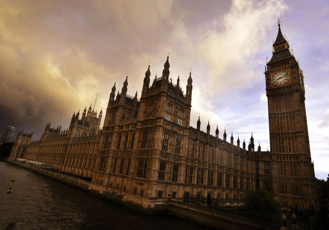 You could become a tour guide at the Houses of Parliament