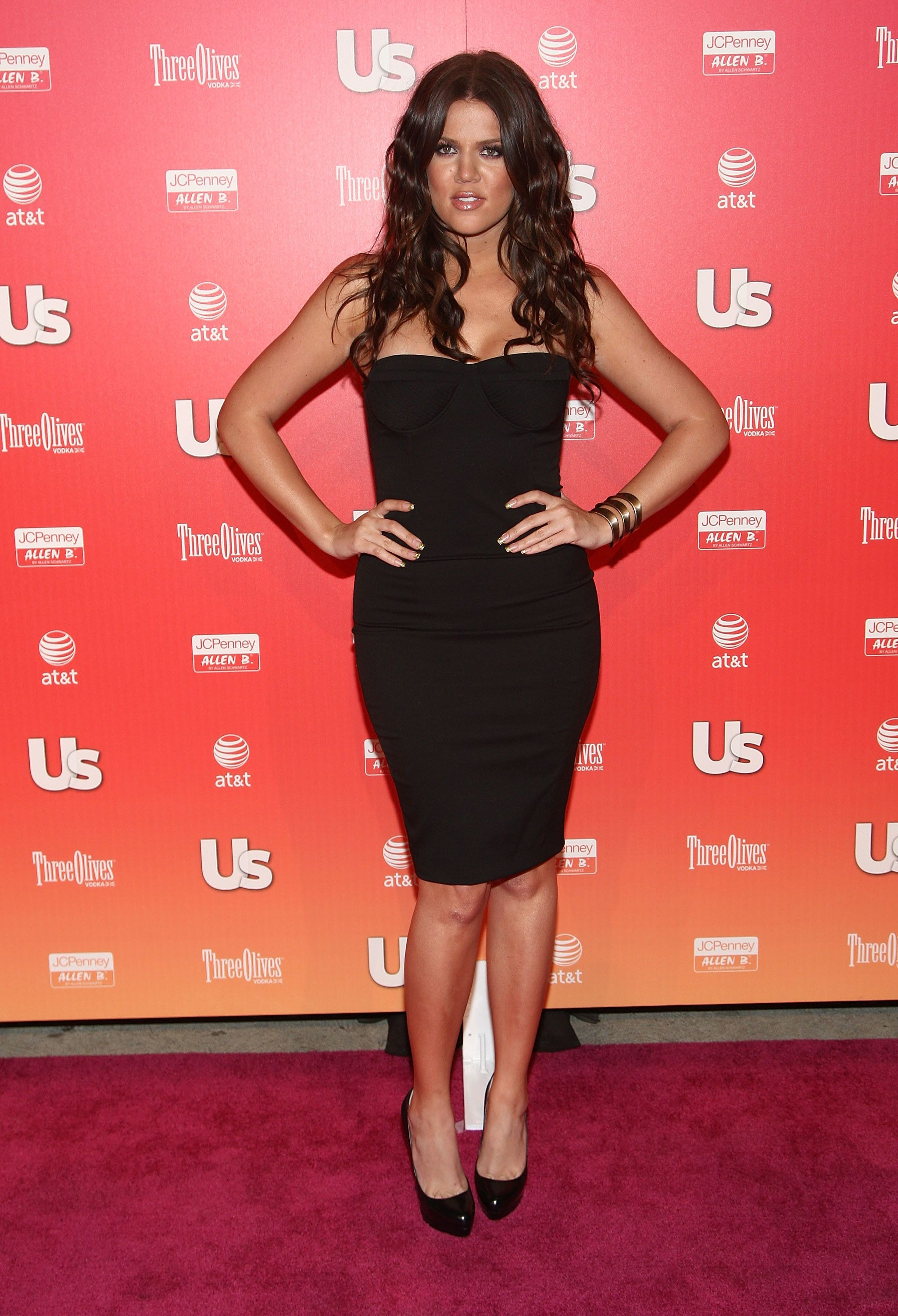 At the Us Weekly Hot Hollywood Party at My House nightclub in Hollywood.