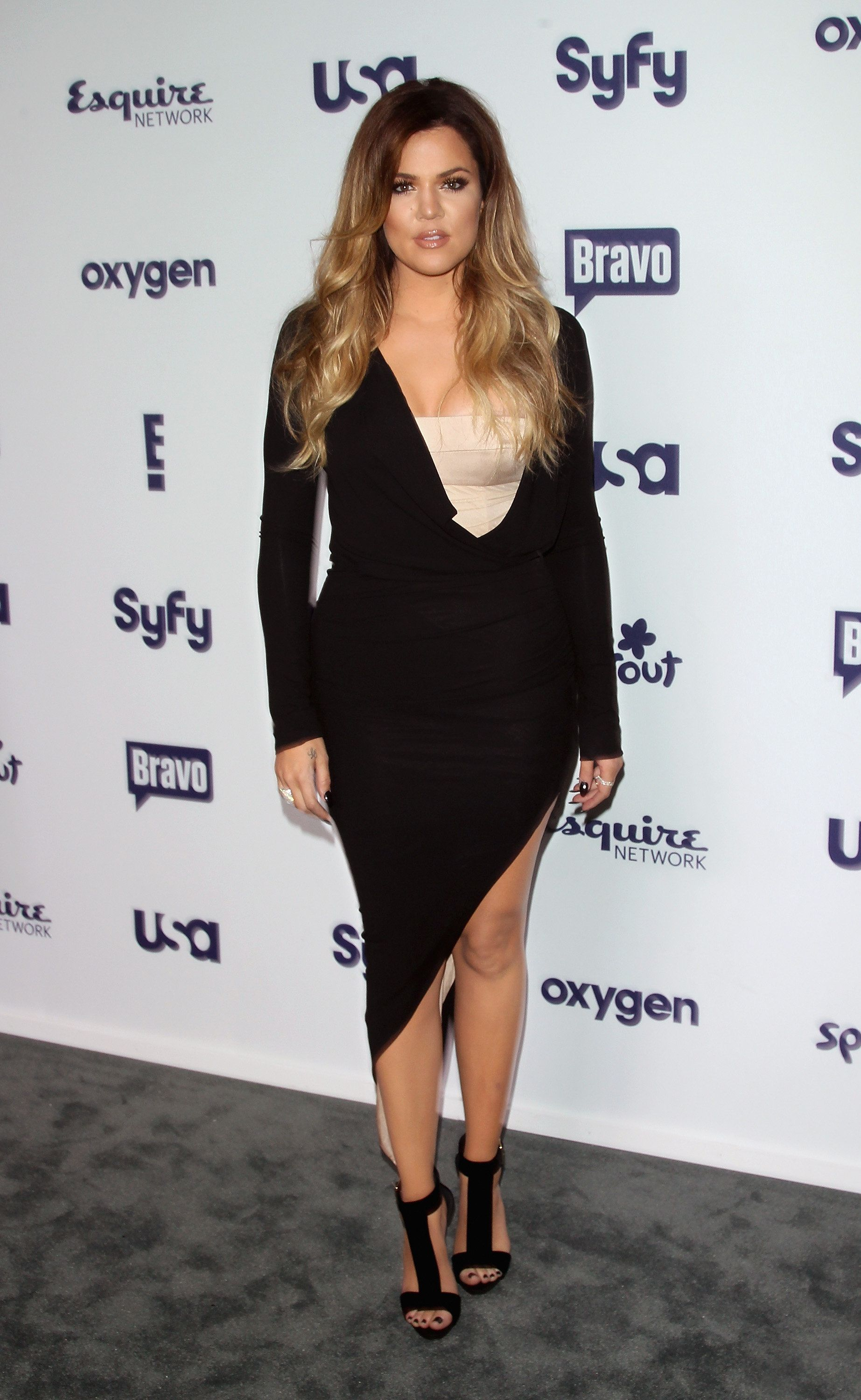 At the 2014 NBCUniversal Cable Entertainment Upfronts at the Jacob K. Javits Convention Center in New York City.