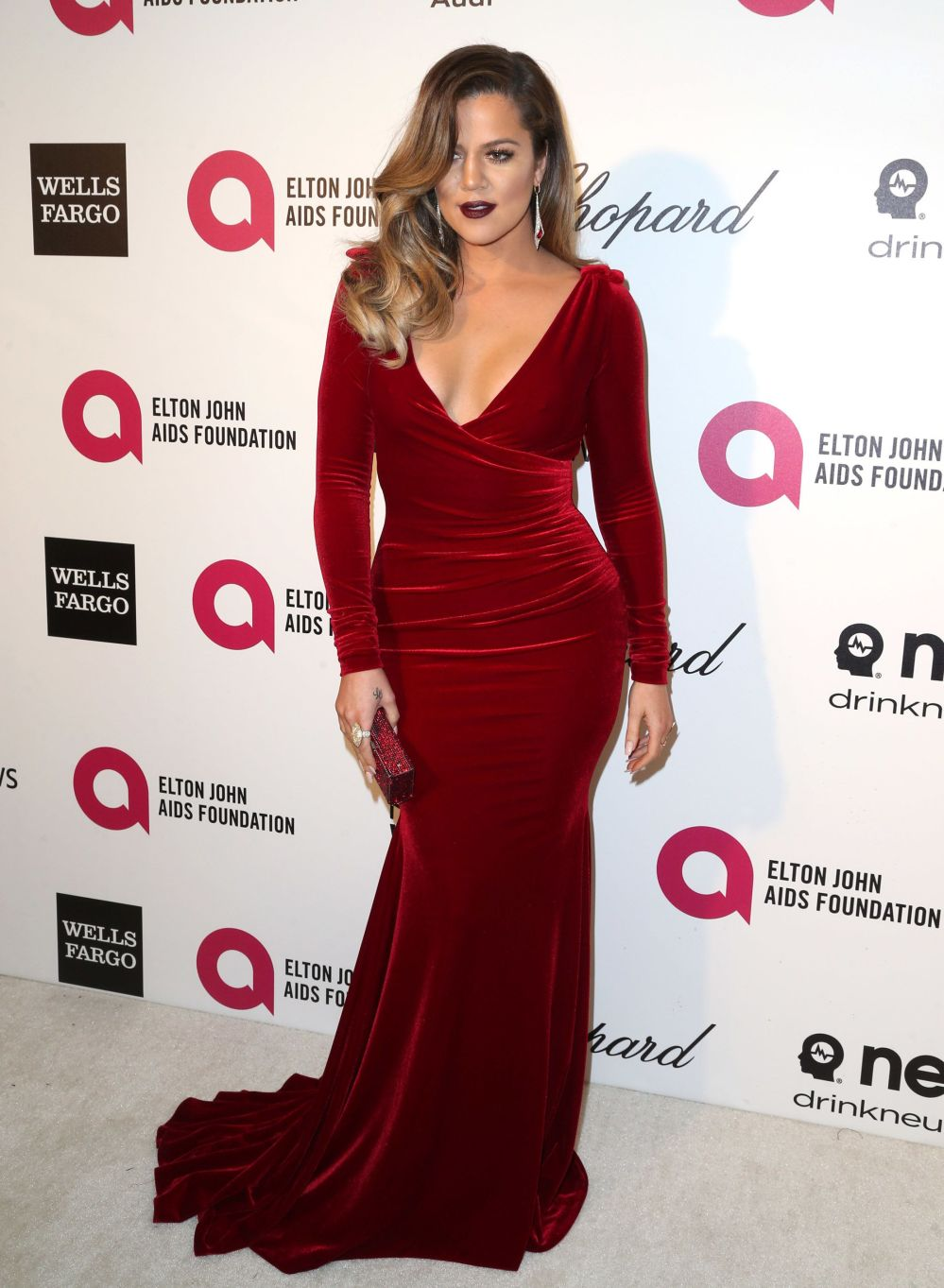 Atthe 22nd annual Elton John AIDS Foundation's Oscar Viewing Party in Los Angeles.