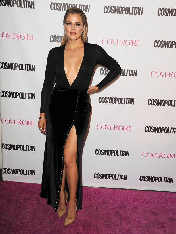 At Cosmopolitan magazine's 50th birthday celebration at Ysabel in West Hollywood.