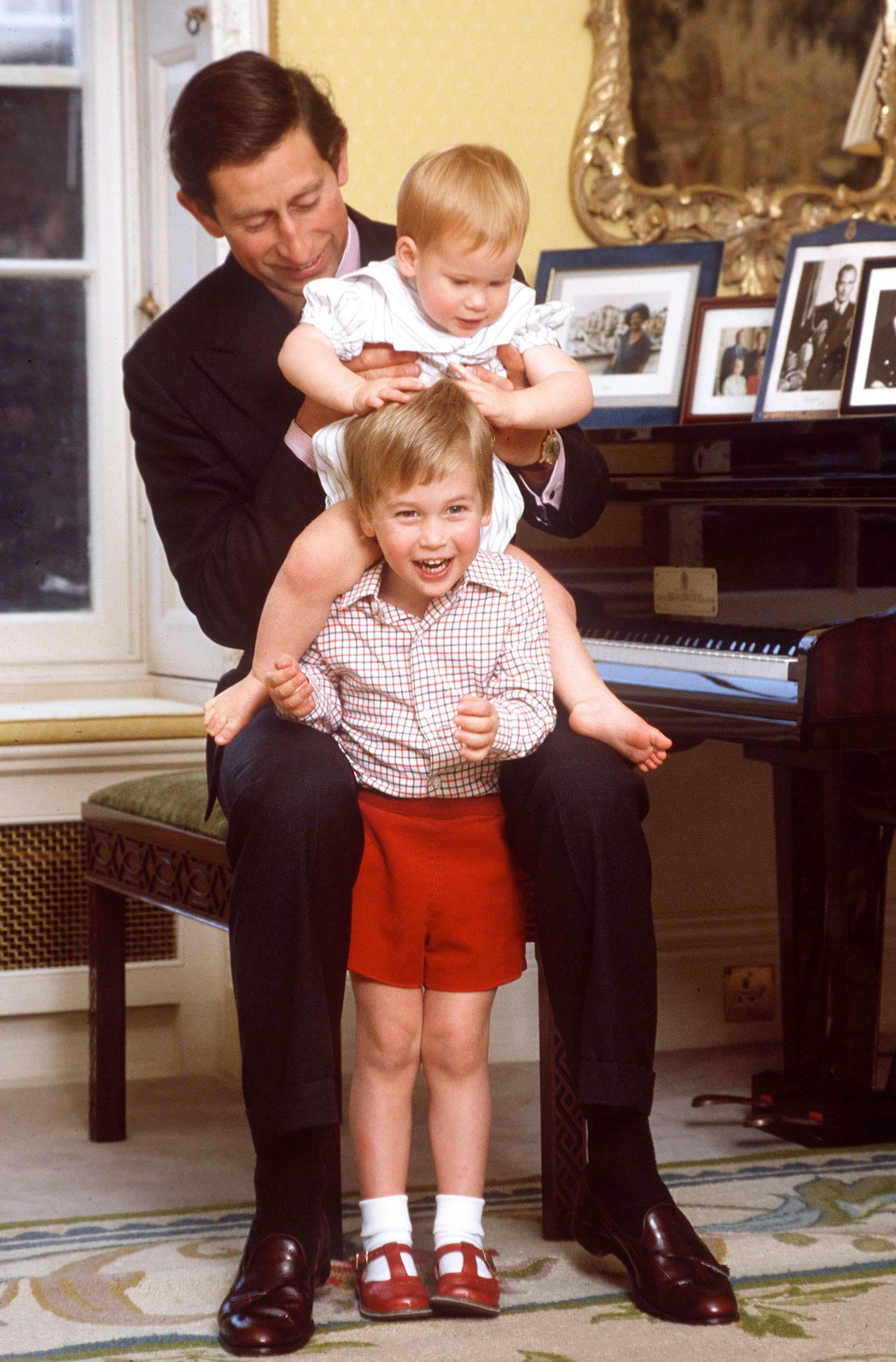 There are perks to being a part of the royal family, of course. But in 2012, Harry made it clear thatwhile he enjoys wo