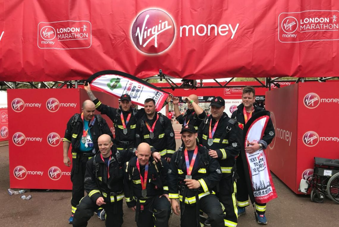 8 Heartwarming, Funny And Unforgettable Moments From The London Marathon
