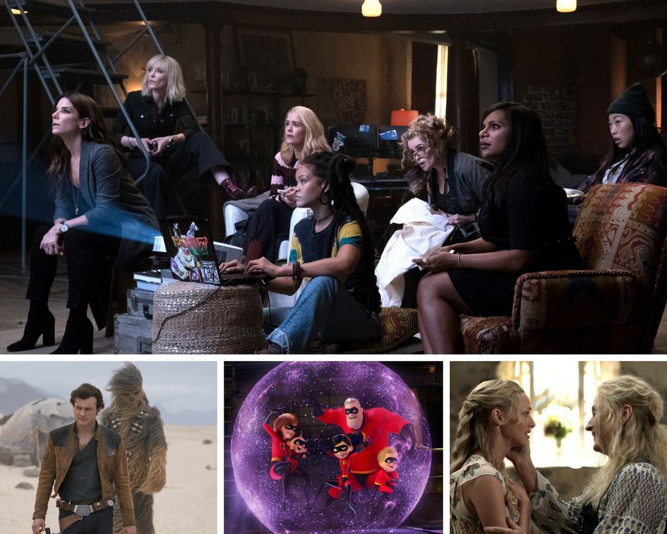 The blockbuster deluge is effectivelya year-round affair nowadays, but studios still cluster more than enough big-budge