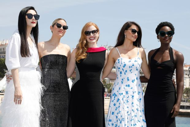 CANNES, FRANCE - MAY 10: 