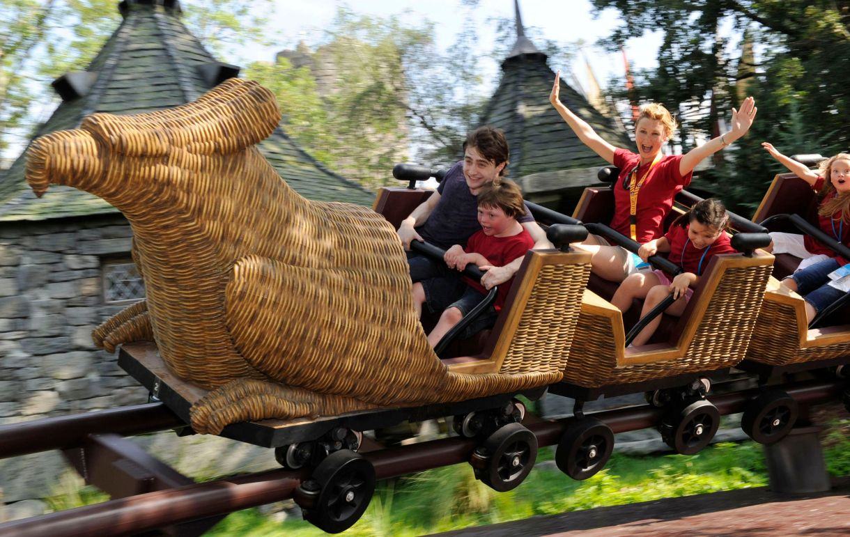 Unless you're traveling with small children, this family-friendly roller coaster might not be worththe wait.&nbsp