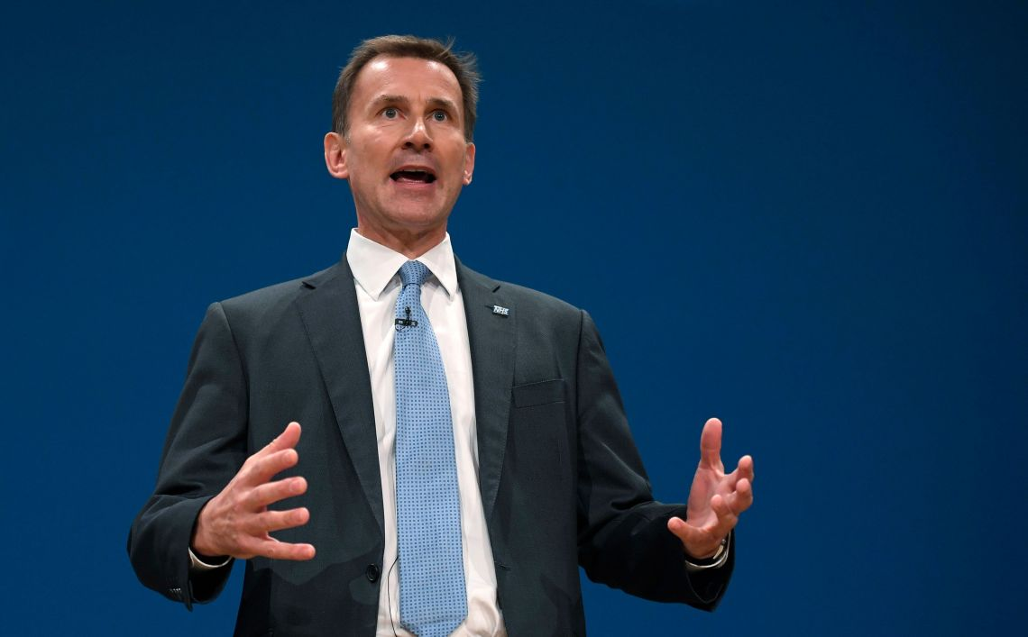 Jeremy Hunt has admitted that Tory cuts to the social care system 'had a profound impact on the NHS'