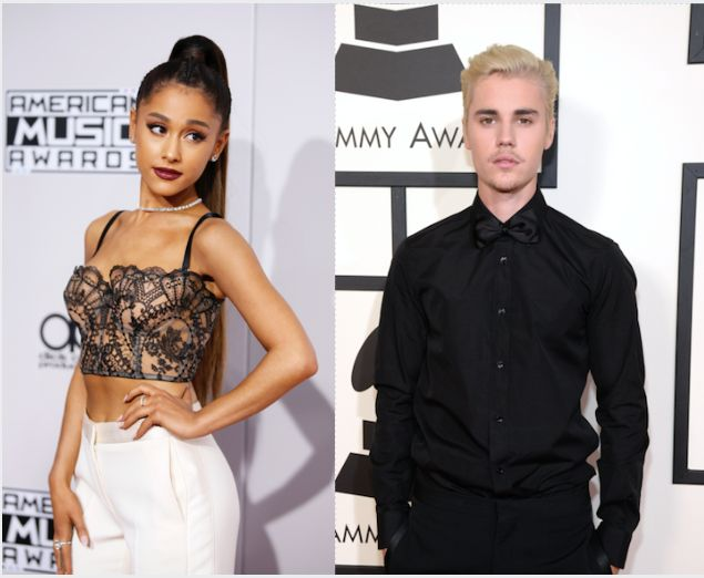Ariana Grande and Justin Bieber are both engaged after dating their respective partners for only a few weeks.