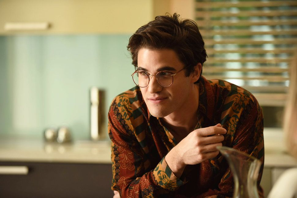 """Darren Criss as Andrew Cunanan in""""The Assassination of Gianni Versace: American Crime Story"""""""