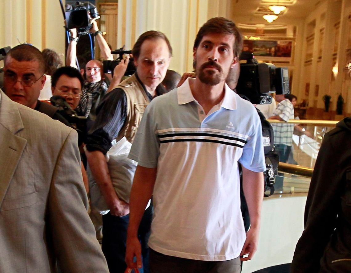 James Foley pictured in 2011.