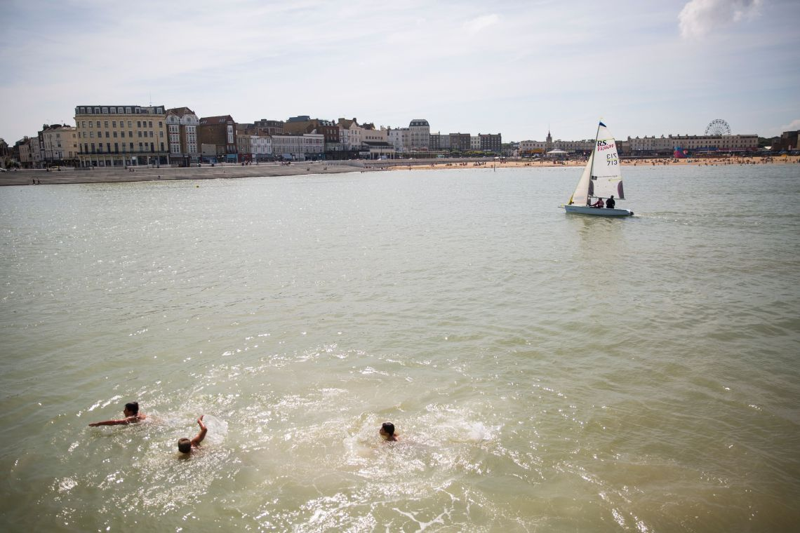 Girl, 6, Dies After Getting Into Difficulty In Sea At Margate Harbour