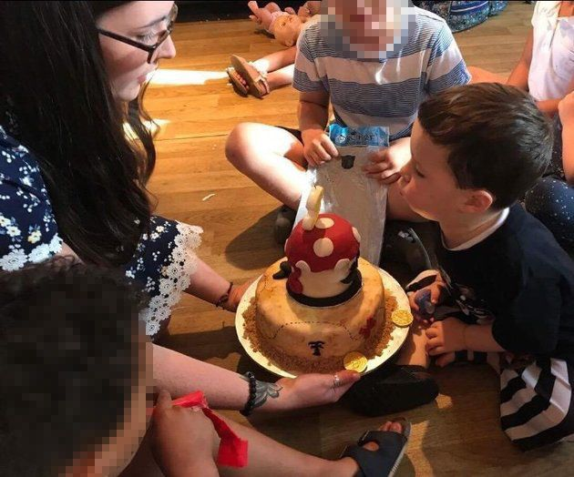 These Volunteers Bake Birthday Cakes For Children Going Through Tough Times