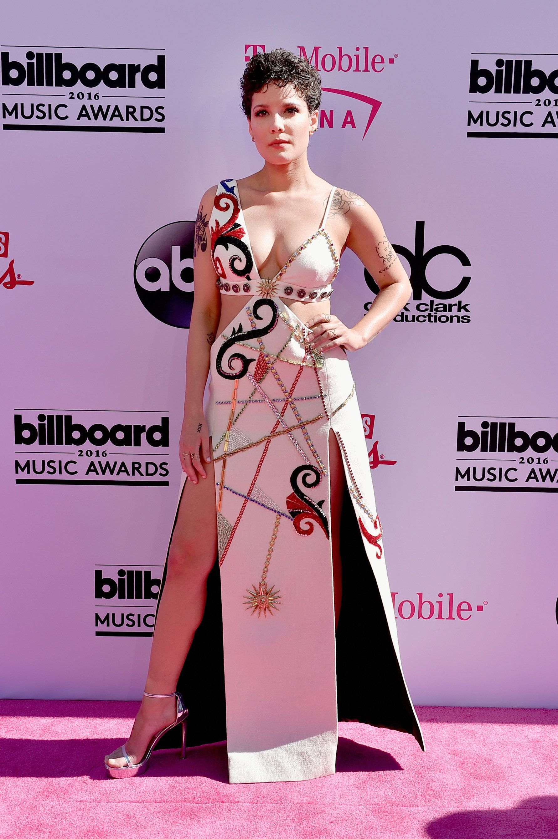 Dressed in a Fausto Puglisi at the Billboard Music Awards on May 22 in Las Vegas.