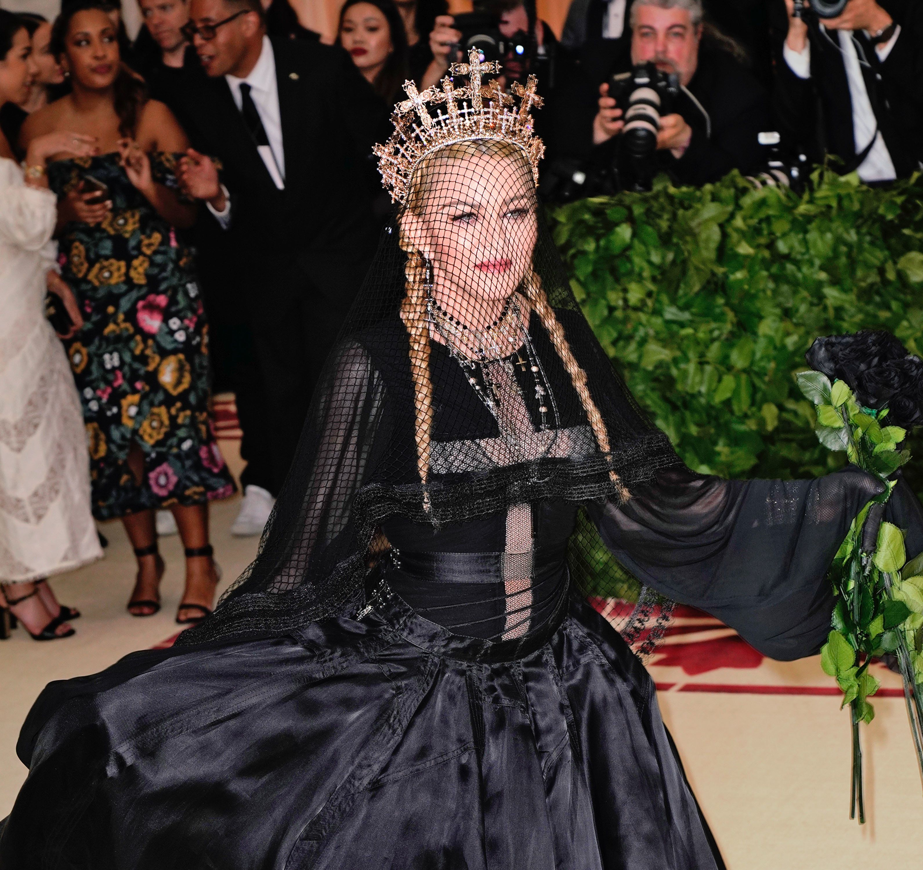 """In recent years,&nbsp;Madonna&nbsp;has become one of the annual Met Gala <a href=""""https://www.wmagazine.com/gallery/madonna-m"""