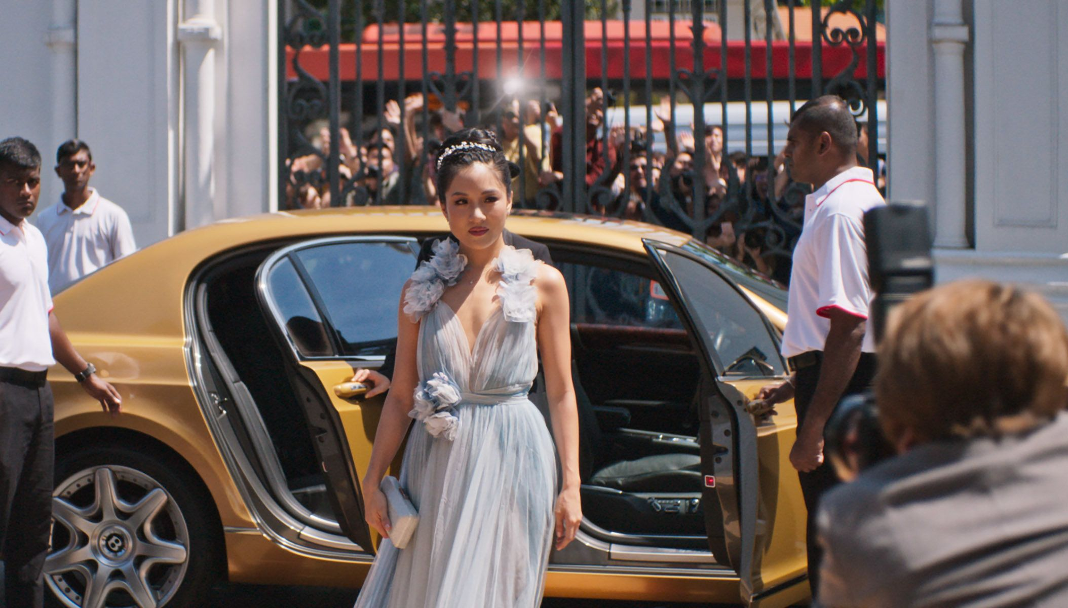 "Constance Wu in ""Crazy Rich Asians."""