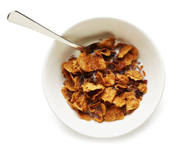 Raisin Bran ranks No. 1 on one of our nutritionists' list of the best cereal choices, but not on another's.