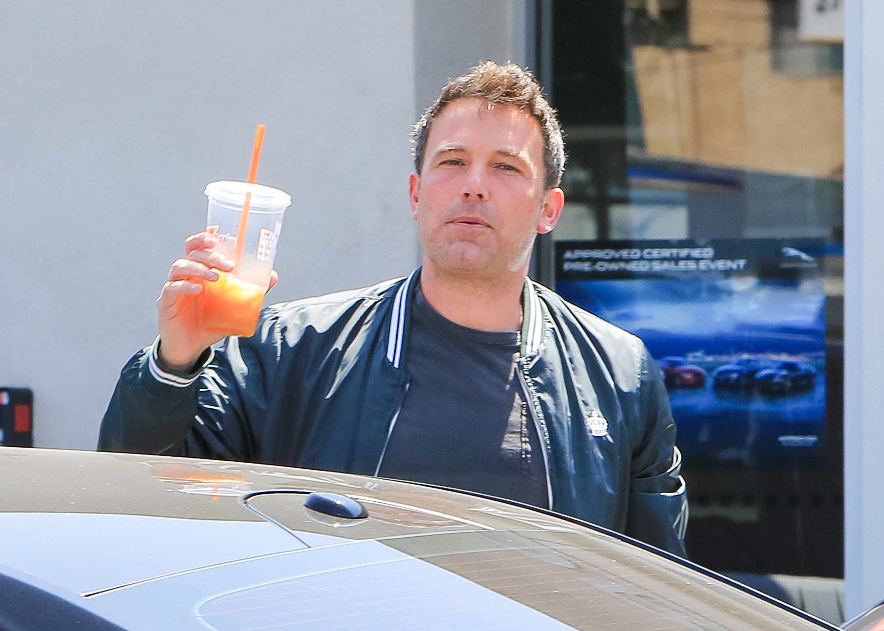 Ben Affleck, pictured earlier this month, has gone to rehab at least two times before.